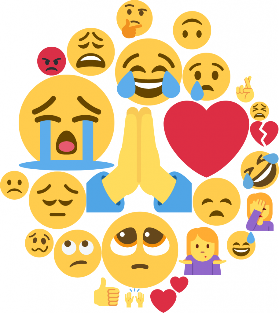 Top Emojis March